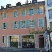 Lake-front spacious flat in Nyon