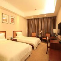 Hotel Pictures: GreenTree Inn Beijing Tongzhou Guoyuan XinHualian Express Hotel, Tongzhou