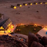 Hotellikuvia: Desert Quiver Camp, Sesriem