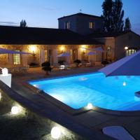 Hotel Pictures: Chambres d'Hôtes Domaine de Beunes, Pailloles