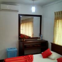 Economy Quadruple Room with Shared Bathroom and Air Condition