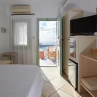 Standard Double Room with Caldera View