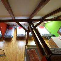 Single Bed in 10-Bed Dormitory