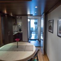 Standard Split-Level Family Apartment