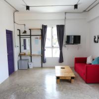 Standard Twin Room with Garden View - Sleeptight
