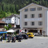 Hotel Pictures: Hotel Post, Andeer