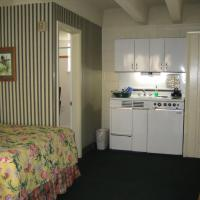 Double Bed with Sleeper Sofa, Ocean View and Kitchenette