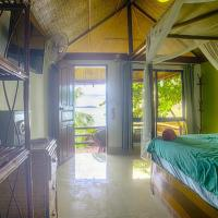 Double Bungalow with Balcony and Sea Views