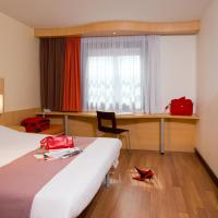 Room with 1 double bed