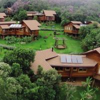 Hotel Pictures: Spaventura Ecolodge, Ibiúna
