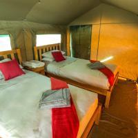 Safari Ensuite Tent