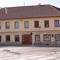Hotel Pictures: Penzion Sebastopol, Příbram