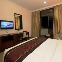 Deluxe Double Room with Private Balcony