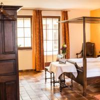 Hotelbilleder: Romantik Hotel Greifen-Post, Feuchtwangen