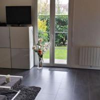 Appartement avec jardin *Cergy Port*