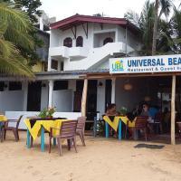 Fotos de l'hotel: Universal Beach Guest House, Hikkaduwa