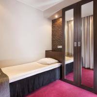 Standard Single Room with Morning Sauna