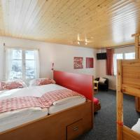 Sextuple Room with Eiger Mountain View