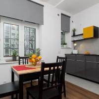 One-Bedroom Apartment - 68/25 Starowiślna Street
