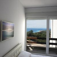Two-Bedroom Apartment with Patio and Sea View (4 Adults)