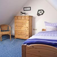 Hotel Pictures: Ferienhaus am Meer für Familien, Dornumergrode