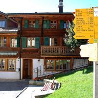 Hotel Pictures: Apartment Rossinière 908, Rossinière