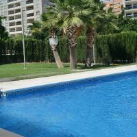 Hotel Pictures: Apartment Villajoyosa (Alicante) 2484, Cala