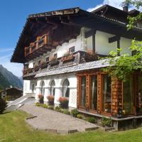 Hotel Pictures: Apartment St. Leonhard im Pitztal 286, Mandarfen