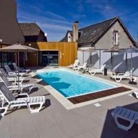 Hotel Pictures: Logis Auberge de la Xaintrie, Saint-Privat