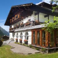Hotel Pictures: Apartment St. Leonhard im Pitztal 256, Mandarfen