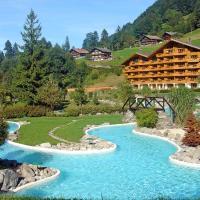 Hotel Pictures: Apartment Val d'Illiez 1234, Val d'Illiez