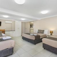 Riverfront Three-Bedroom Apartment