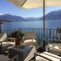 Hotel Pictures: Hotel Ristorante Posta Al Lago, Ronco sopra Ascona