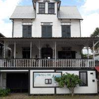 Zdjęcia hotelu: Guesthouse Un Pied-à-Terre, Paramaribo
