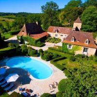 Hotel Pictures: Manoir De Quintefeuille, Journiac