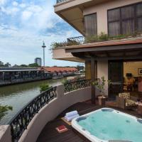 Melaka Suite with Outdoor Spa Bath