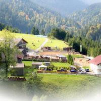 Hotel Pictures: Reiterhof Berggut Gaicht, Nesselwängle