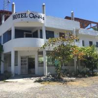 Hotel Oasis Cuyutlan