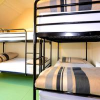 Dormitory Room with Shared Bathroom (6 Adults)