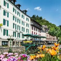 Hotel Pictures: Logis Hotel Restaurant Family & Spa, Meyrueis