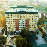 Foto Hotel: 3 Room Apartment Isanova - Frunze, Bishkek