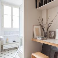 One-Bedroom Apartment - Rue Chapon