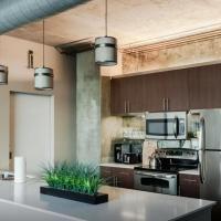1 BR Luxury Loft #4