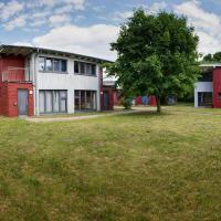 Hotelbilleder: Basiskulturfabrik Öko-Hotel, Neustrelitz