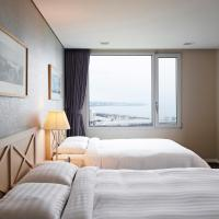 Premier Twin Room with Ocean View