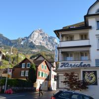 Hirschen Backpacker-Hotel & Pub