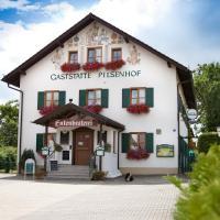 Hotel Pictures: Landgasthof Pilsenhof Entenbraterei, Hechendorf am Pilsensee