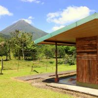 Hotel Pictures: Tío Felix Eco Lodge, Fortuna