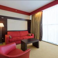 Family Junior Suite with King Size Bed