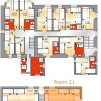 Dormitory Room (14 Adults)